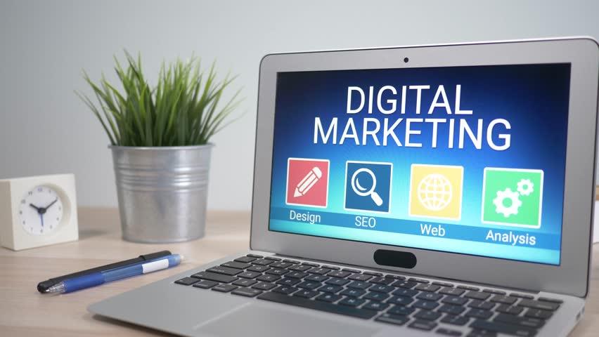 آشنایی با مفهوم دیجیتال مارکتینگ