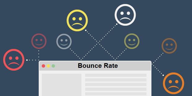 تاثیر افزایش bounce rate در سئو سایت
