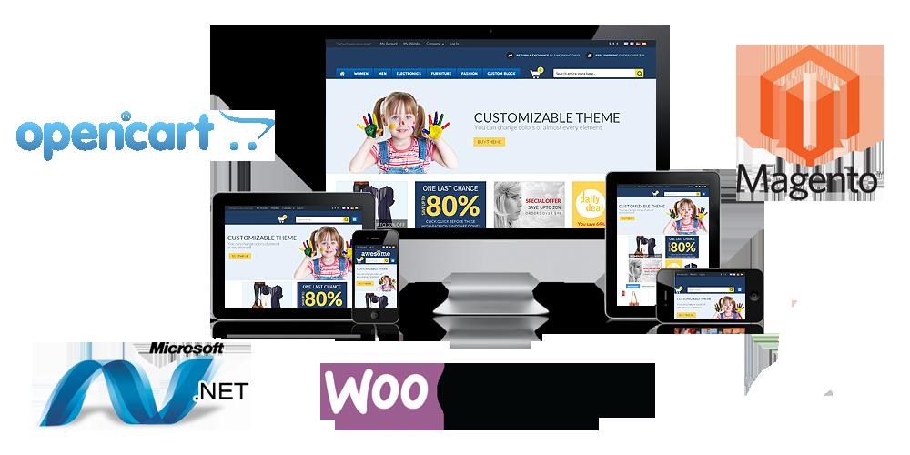 نحوه انتخاب بهترین فروشگاه سازها و طراحی سایت فروشگاهی