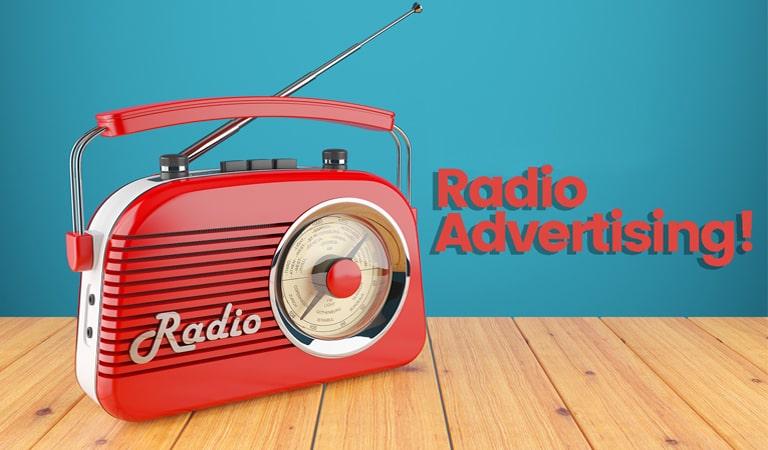 بازاریابی رادیویی از انواع دیجیتال مارکتینگ
