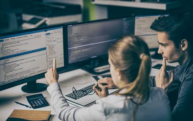 انواع توسعه دهندگان وب کدامند
