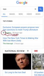 طراحی سایت AMP به چه صورت است