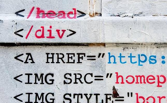 HTML از زبان های محبوب برنامه نویسی برای توسعه دهنده وب