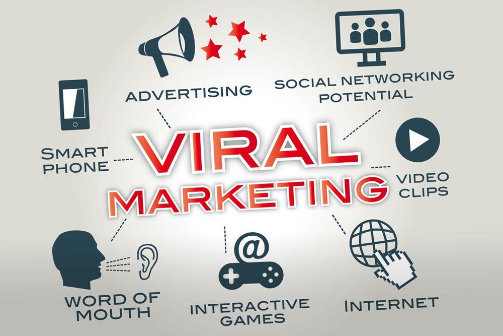 بازاریابی وایرال و انواع دیجیتال مارکتینگ