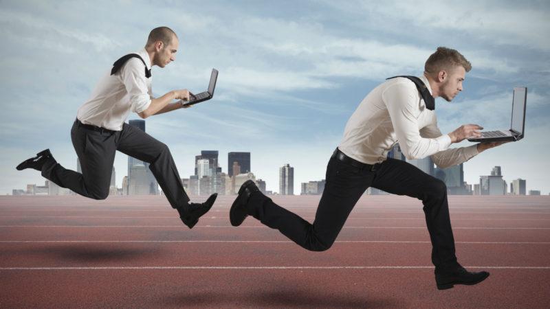 عقب نماندن از رقبا و اهمیت دیجیتال مارکتینگ
