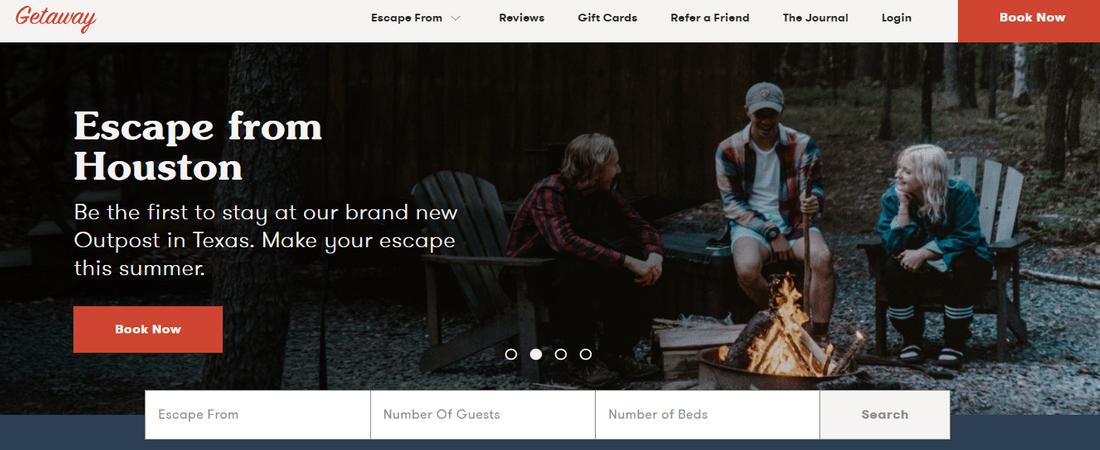 ذکر نمونه سایت A به منظور پی بردن به تعرفه رسمی طراحی وبسایت
