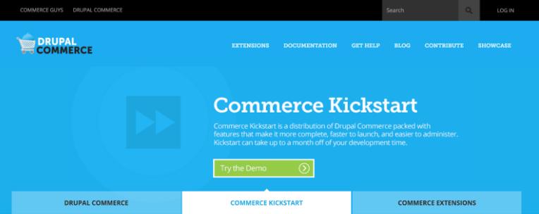 Drupal Commerce از بهترین فروشگاه سازها برای طراحی سایت فروشگاهی