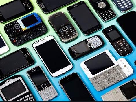 طراحی وب سایت با گوشی موبایل