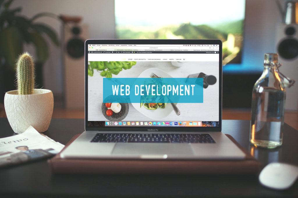 توسعه وب چیست و توسعه دهنده وبسایت کیست