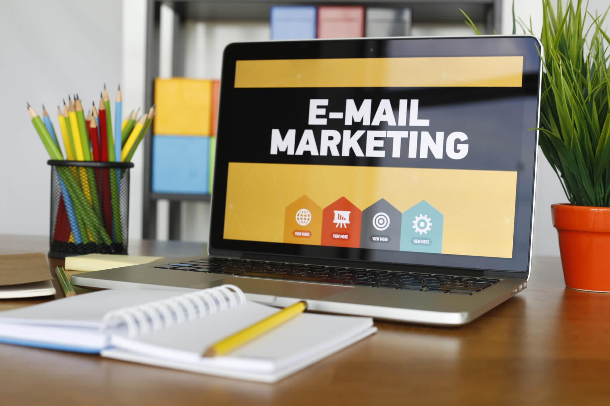 ایمیل مارکتینگ، از انواع دیجیتال مارکتینگ