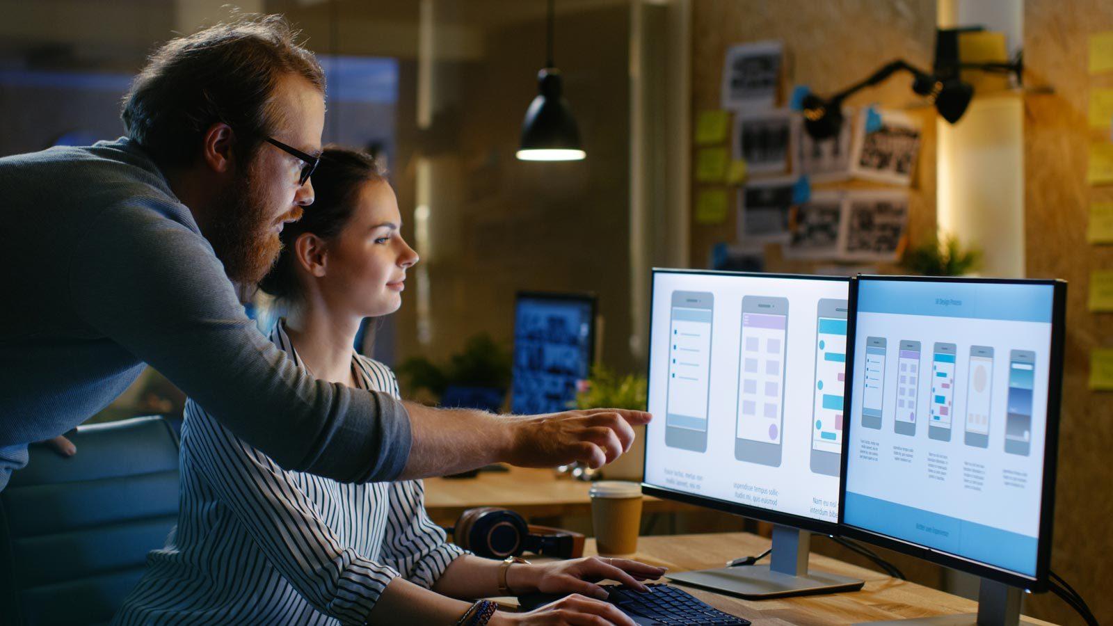 دستمزد طراحی وبسایت توسط آژانس های طراحی و توسعه وب