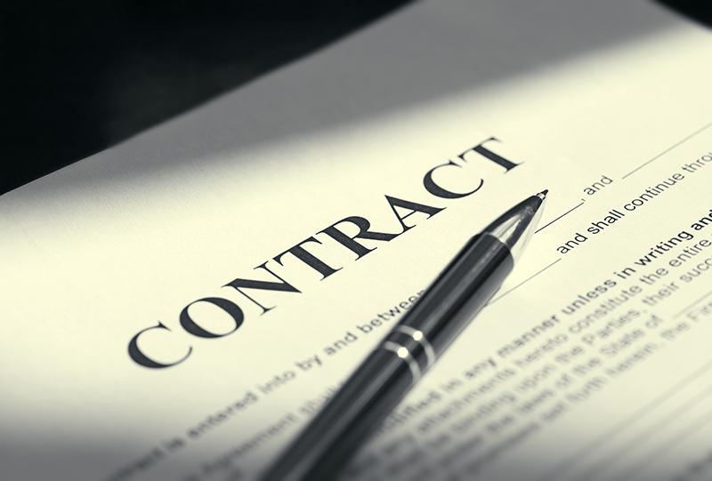 محافظت در برابر برخی از خطاهای معمول قرارداد طراحی وبسایت